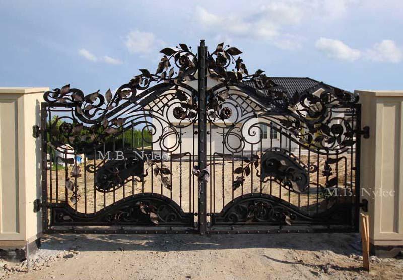 Brama do rezydencji bp55