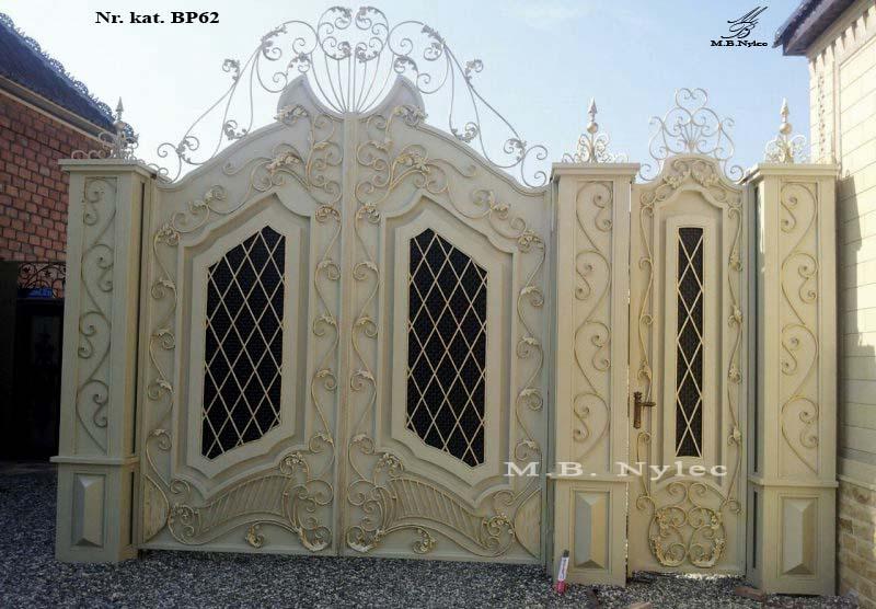 ekskluzywna brama pełna bp62